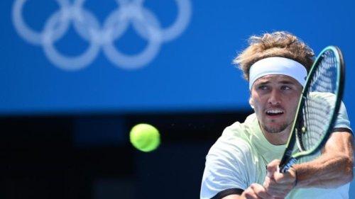 Zverev und Koepfer weiter - Djokovic zu gut für Struff