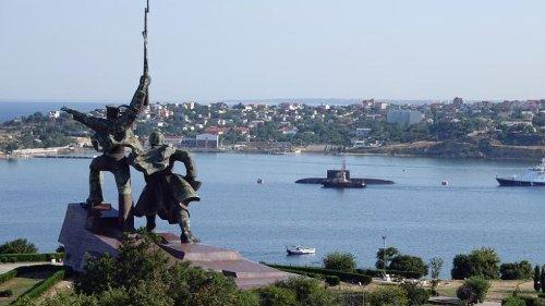 Russland schickt Kriegsschiffe ins Schwarze Meer