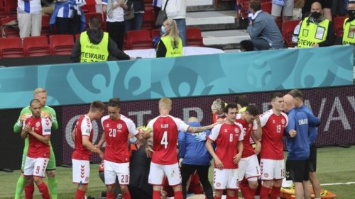 Nach Eriksen-Zusammenbruch: Dänemark erhält Fairplay-Preis