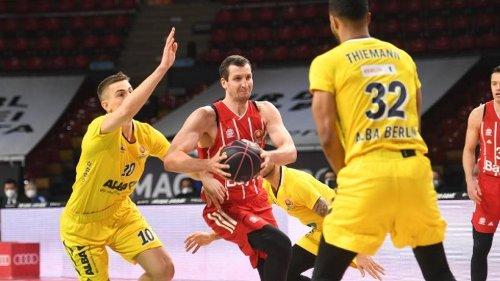 Bayerns Basketballer entthronen Double-Sieger Alba