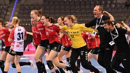 Bietigheims Handballerinnen gewinnen erstmals DHB-Pokal