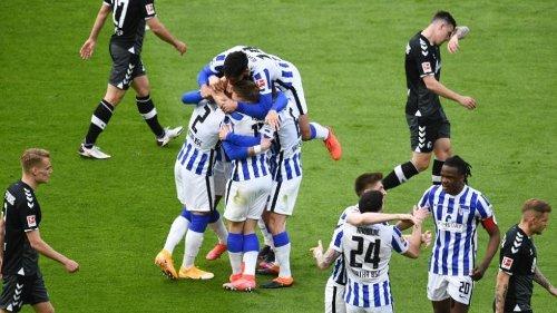 Rettung dank Rotation? Hertha setzt Konkurrenz unter Druck