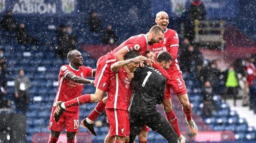 Torwart-Tor rettet Klopps FC Liverpool den späten Sieg