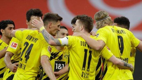 Sieg in Mainz: BVB macht Champions-League-Einzug perfekt