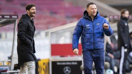 """Retter Dardai bleibt Hertha-Coach – """"Krise macht Mut"""""""