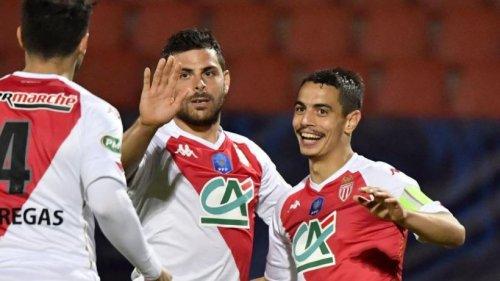 AS Monaco erreicht französisches Pokalfinale gegen Paris