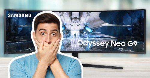 Samsung neuer Gaming-Monitor ist ein Traum für PC-Spieler