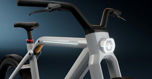 VanMoof stellt neues E-Bike vor: So stark, dass es illegal ist