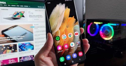 Samsung Galaxy S22: Kleiner Vorteil gegenüber iPhone 13 entdeckt