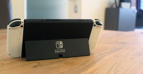 Switch OLED zerlegt: Das hat uns Nintendo verschwiegen