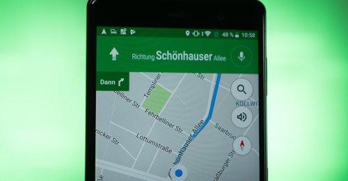 Google Maps gibt neue Funktion frei, mit der ihr viel Geld sparen könnt