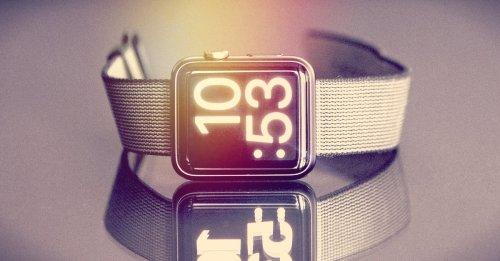 Apple Watch knackt neuen Rekord und hat gut lachen