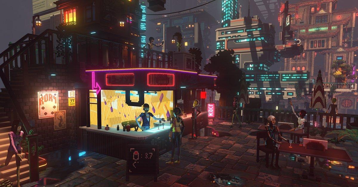 Nivalis ist ein Cyberpunk-RPG, wie ich es mir immer gewünscht habe