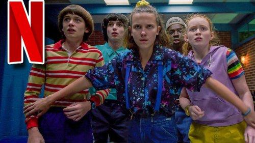 Netflix sprengt Dimensionen: So viel haut der Streamingdienst 2021 für neue Filme und Serien raus