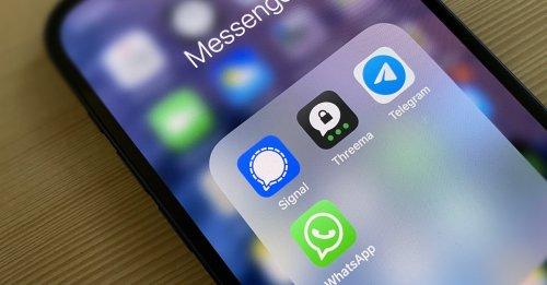 Weg von WhatsApp: Darauf solltet ihr beim Messenger-Wechsel achten