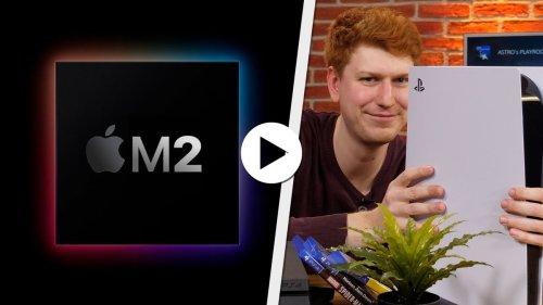 Apple: M2-Chip steht vor der Tür – GIGA Headlines