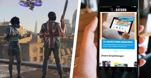 Gaming-Aktion bei Saturn: Sichert euch 3 Spiele für 49 Euro