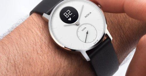 Bei Amazon 50 Euro günstiger: Eine Smartwatch für alle, die keine Smartwatch wollen