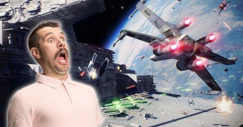 Konkurrenz für EA & Ubisoft: Insider berichten von neuem Star-Wars-Spiel