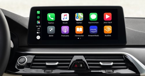 Apple CarPlay: iPhone im Auto