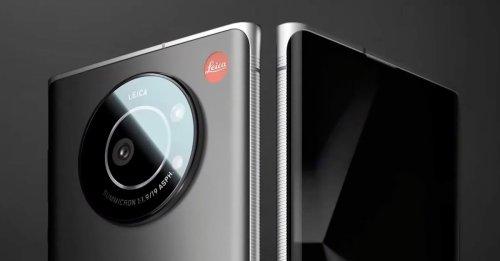 Erstes Leica-Handy kommt mit riesigem Kamerasensor – und einem heftigen Preis