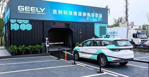 Voller Akku für E-Autos in nur einer Minute: China macht es vor