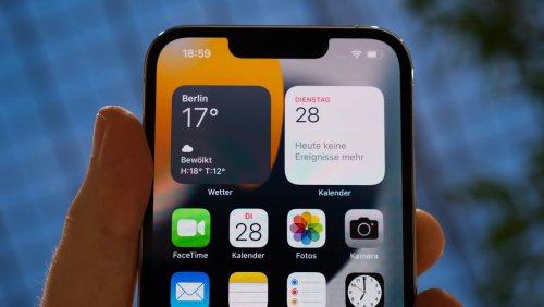 """iPhone – """"Sonstiges"""" / """"Systemdaten"""" im Speicher löschen"""