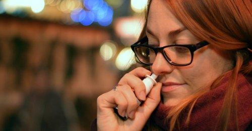 Dieses Nasenspray senkt das Corona-Ansteckungsrisiko erheblich