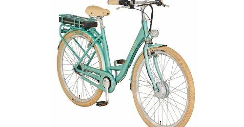 Aldi verkauft nächste Woche ein schickes Retro-E-Bike zum Hammerpreis