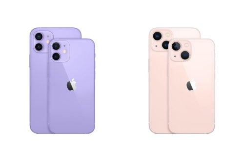 iPhone 13 vs. iPhone 12 im Vergleich: Lohnt sich der Umstieg?