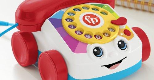 Kurioses Spielzeug mit Bluetooth: Fisher-Price wertet das Plappertelefon auf