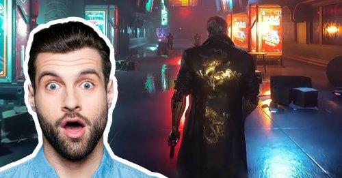 Alternative zu Cyberpunk 2077? Gameplay-Video zeigt spektakuläre Szenen