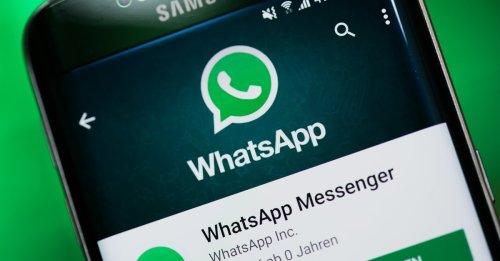 WhatsApp ändert Foto-Versand: Ein kleines Symbol gibt euch mehr Macht