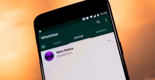 WhatsApp: Neue Funktion verhindert so einige Streits