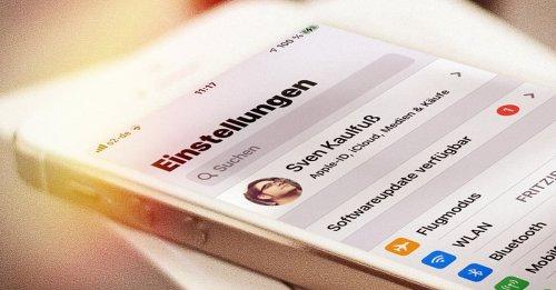 iPhones bedroht: Apple handelt und gibt Update für ältere Smartphones frei