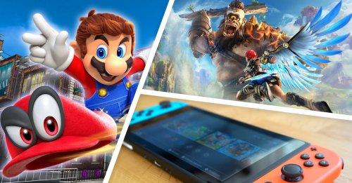 Beste Nintendo-Switch-Spiele 2021: Top 10 mit großer Überraschung