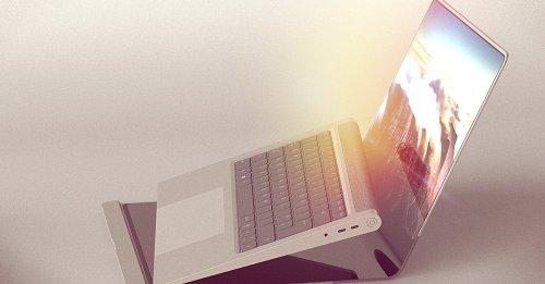 Nützlicher als das MacBook: Notebook-Konzept zeigt Apple wie es geht