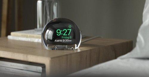 Apple Watch: Geniales Zubehör macht die Smartwatch zum perfekten Wecker