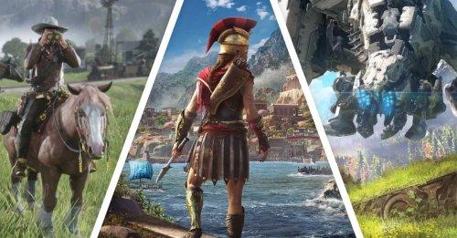 15 Games, die ihr wahrscheinlich erst in 1.000 Jahren zockt