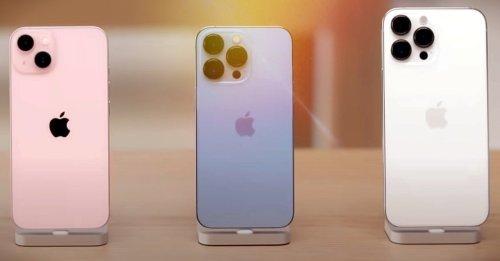 iPhone 13: Apple lässt Pro-Nutzern die Wahl