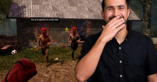 Steam: Irrer Priester-Simulator ist so schlecht, dass er wieder gut ist