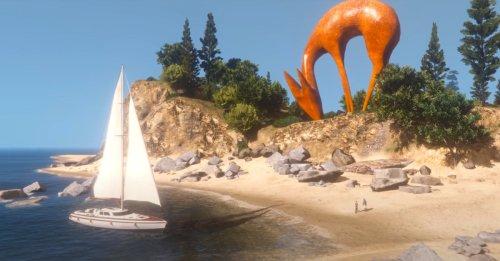 Vorgeschmack auf PS5-Version: So echt sah GTA 5 noch nie aus