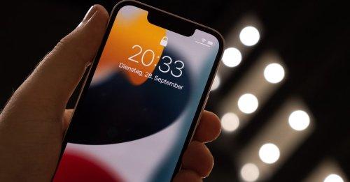 Apple-Knaller: iPhone 13 Mini mit 40 GB im Vodafone zum Top-Preis