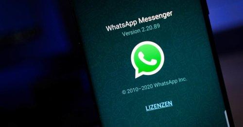 WhatsApp behebt ein Problem, das nie hätte existieren dürfen