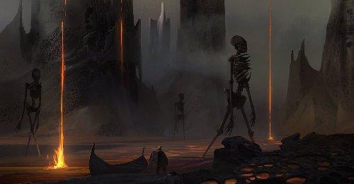 AC Valhalla: DLC könnte in die feurigen Tiefen nordischer Mythologie führen