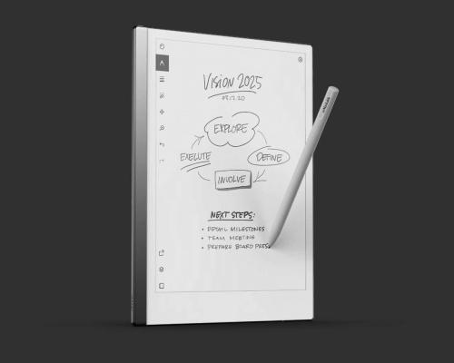 Remarkable 2: Un tablet per scrivere