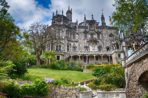 Viaggio sotto-sopra a Sintra (Portogallo): la Quinta da Regaleira — Giorni Rubati