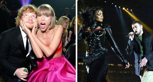 Gender Imbalances: Here's Why Taylor Swift And Ed Sheeran Are The Example