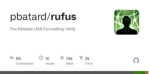 pbatard/rufus