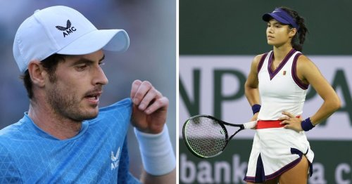 Andy Murray gives frank answer to question on Emma Raducanu's coach